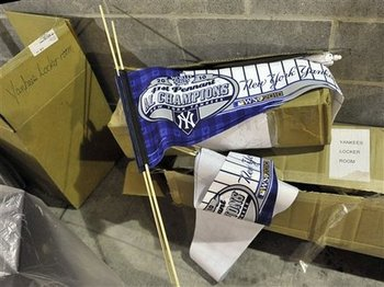 Yankees 41st Pennant